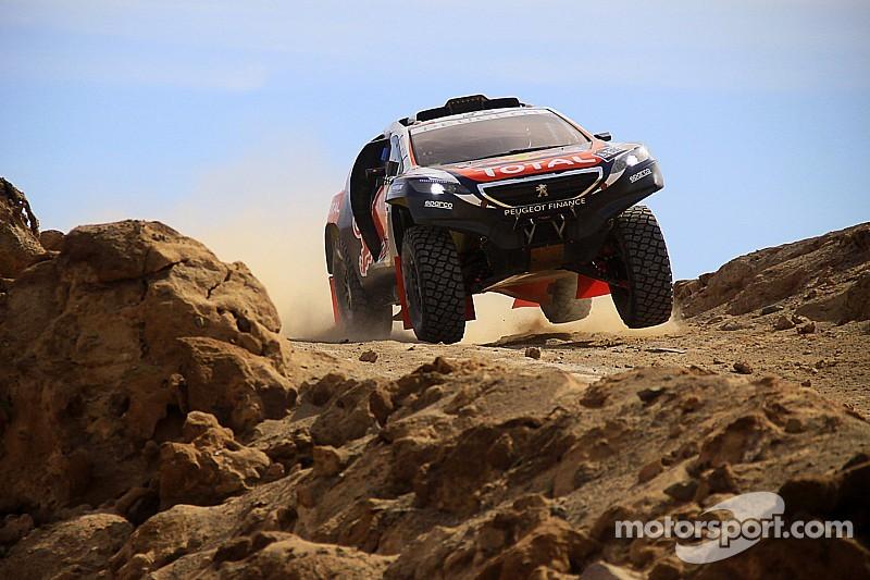 Robb's Dakar ride: Day 9