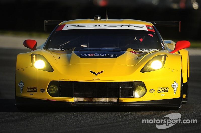 Gavin gives Corvette Racing first Daytona 24H pole since 2000