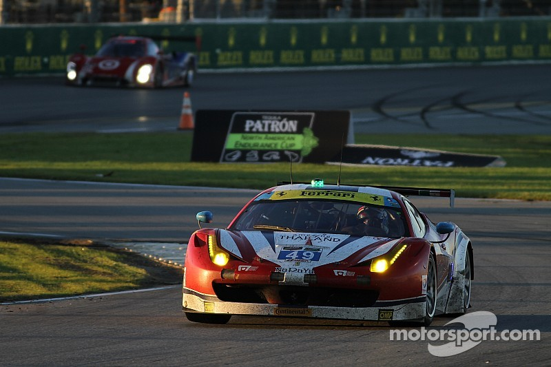 Ferrari takes lead of North American Endurance Cup at Daytona