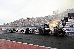 NHRA Breaking news Alan Johnson Racing for Winternational win