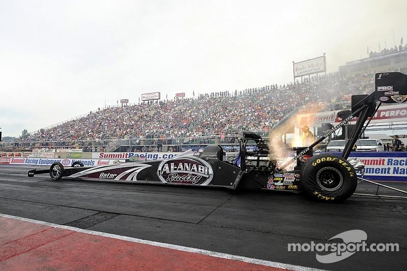 Alan Johnson Racing for Winternational win