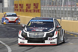 WTCC Breaking news Chilton returns for more WTCC glory…