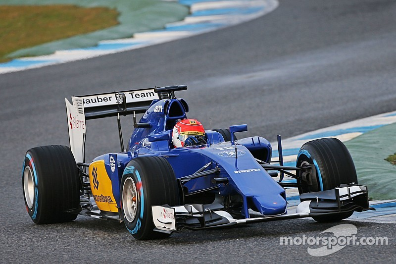 Jerez Day 3 testing results: Nasr leads the way for Sauber