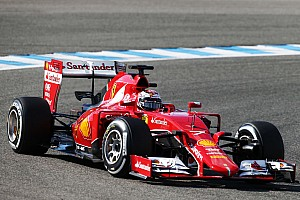 Ferrari cautious on prospects despite solid start in Jerez