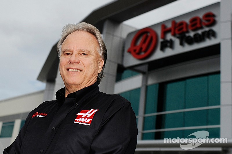 Haas plans yellow livery for 2016 team - report