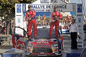 Corsica back on the WRC calendar