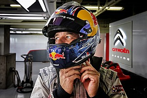 WTCC Breaking news Loeb quickest in first WTCC test of 2015