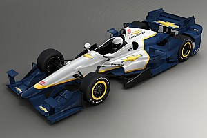 Chevrolet reveals new IndyCar aero kit