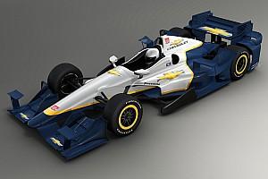 Chevrolet reveals new IndyCar aero kit