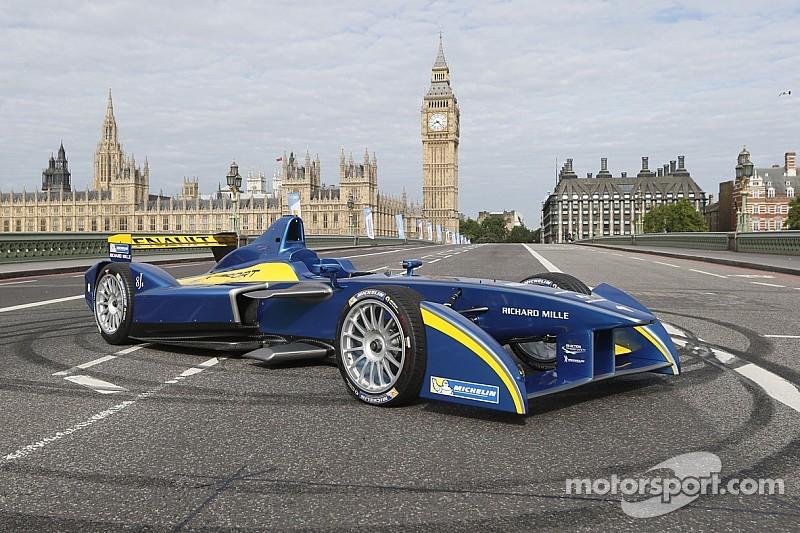 Formula E confirms double-header for London finale