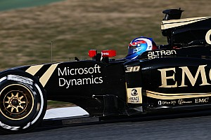 Formula 1 Interview Palmer open to racing outside of Lotus Formula One role