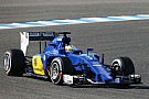 Not an easy day 3 for Sauber's Marcus Ericsson on the Circuit de Catalunya