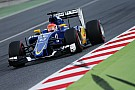 Nasr leads the way on second morning of testing