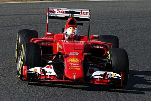 Formula 1 Breaking news Ferrari in the fight behind Mercedes, says Vettel