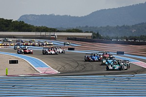 European Le Mans Breaking news ELMS reveals 31-car entry list for official test
