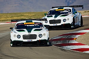 Bentley Team Dyson Racing opens 2015 World Challenge season at Circuit of the Americas