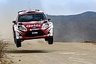 Victoria de Nasser en WRC 2