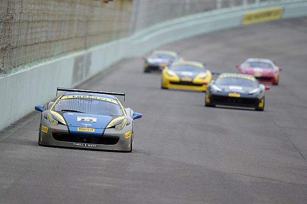 Homestead Ferrari Challenge complete weekend results