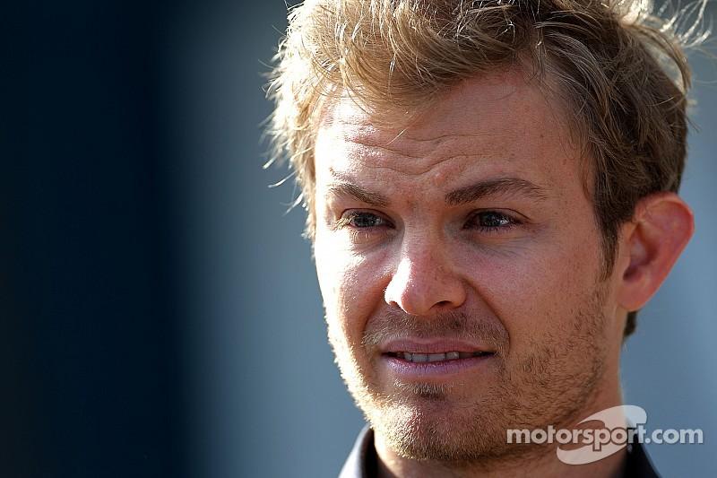 Habrá de nuevo una gran batalla contra Hamilton: Rosberg