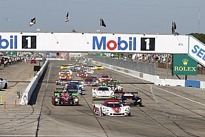 12 Hours of Sebring complete weekend results