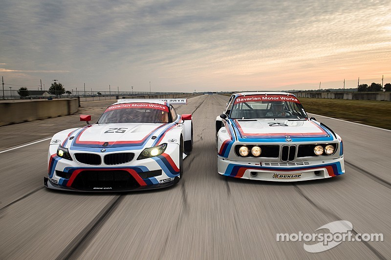 BMW rinde homenaje a triunfo en 12 Horas de Sebring