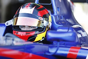 Bernstorff completes Arden International's GP3 challenge