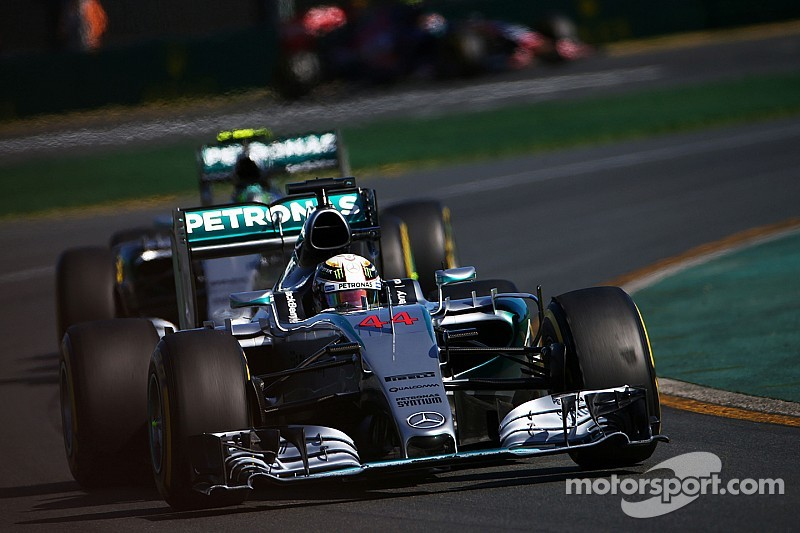 Mercedes deserves its success - Coulthard