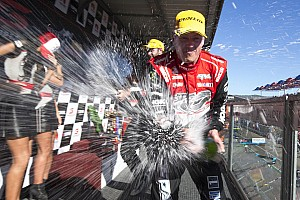 Supercars Special feature James Courtney is a man on a mission