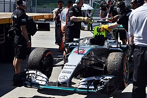 Lowe fearful of engine change for Hamilton
