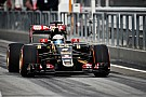 Lotus' Grosjean is P8 on qualifying at Sepang