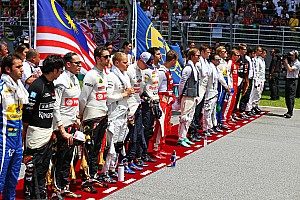 Drivers' and constructors' standings after Malaysian GP