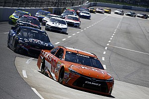 The double-edged sword of having NASCAR races on Fox Sports 1