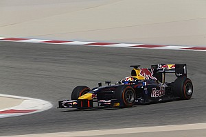 GP2 Testing report Gasly ends Bahrain GP2 test on top