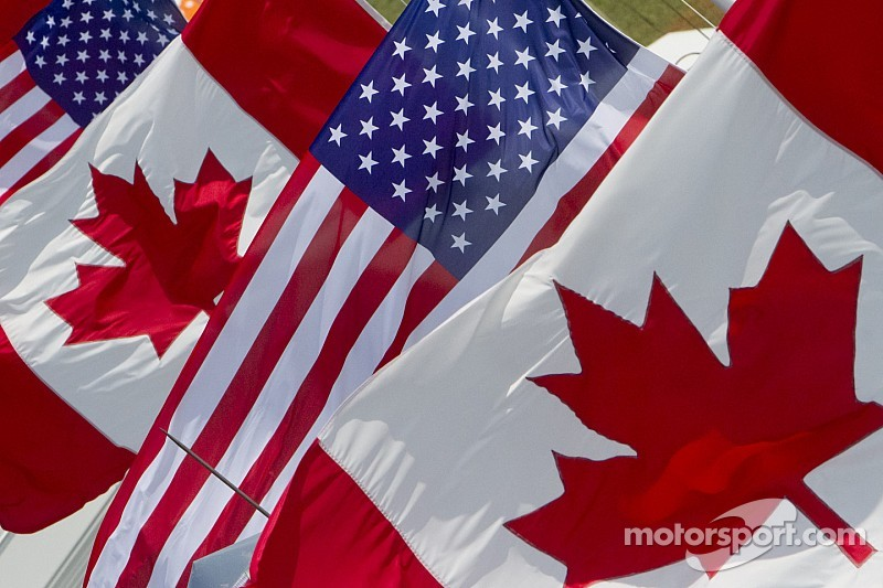Motorsports falls from television in Canada