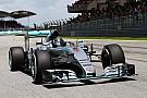 A diferent challenge for Mercedes at Shanghai