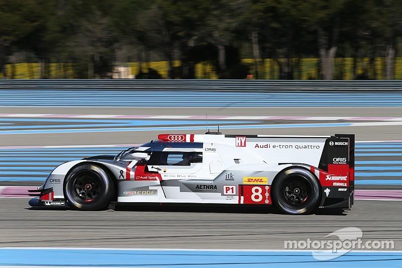 Audi's Oliver Jarvis: