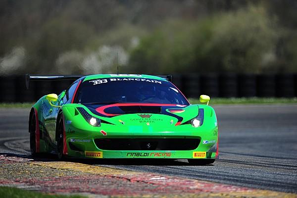 Winning Lamborghini excluded, Rinaldi Ferrari awarded BES Monza victory