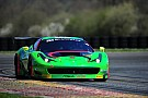 Winning Lamborghini excluded, Rinaldi Ferrari awarded BES Monza victory