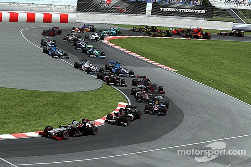 Formula Sim Racing is more than just sim racing