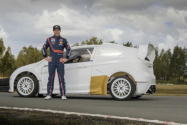 Atkinson to test RallyX car in Sydney