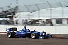 Indy Lights Чилтон осваивается за океаном