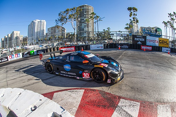 Corvette DPs lead the way in first two Long Beach practices