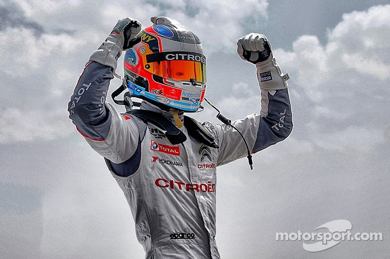 Lopez beats Bennani to pole in Morocco