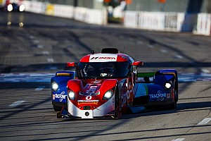 IMSA Qualifying report Challenging yet rewarding opening day for DeltaWing at street race debut