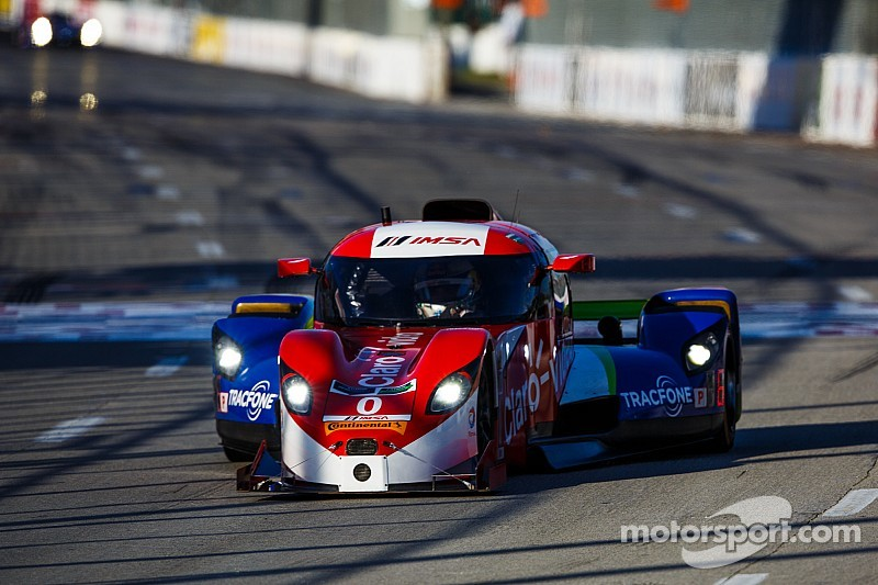 Challenging yet rewarding opening day for DeltaWing at street race debut