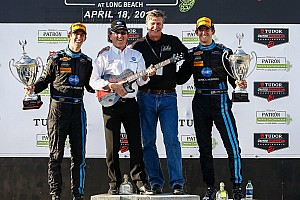 Taylor Racing takes Long Beach TUDOR Championship race