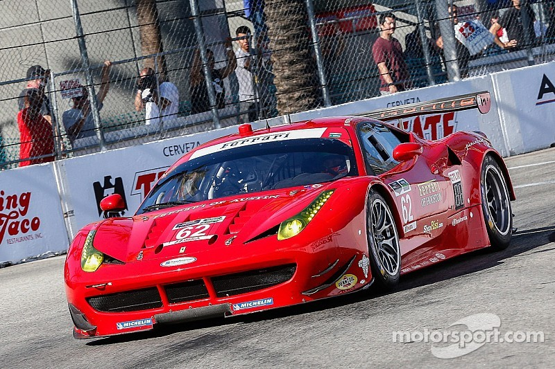 Risi Competizione captures back-to-back podium finishes