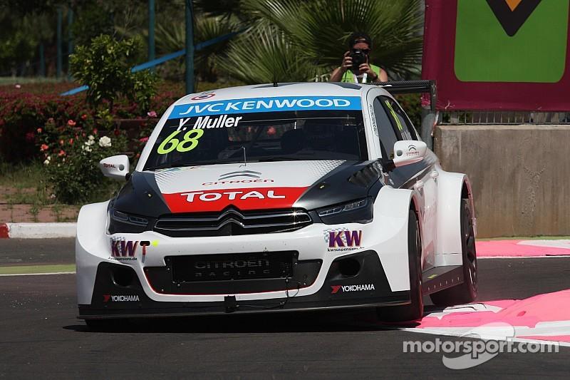 Muller gana la segunda en Marruecos