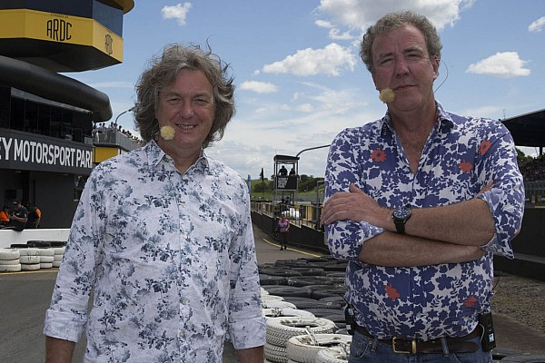 James May rules out Top Gear return without Jeremy Clarkson