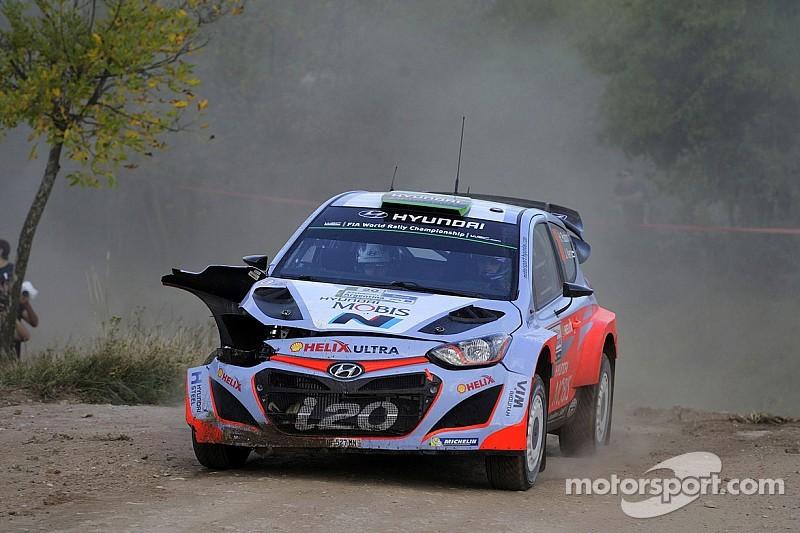 Spectators injured in Rally Argentina crash